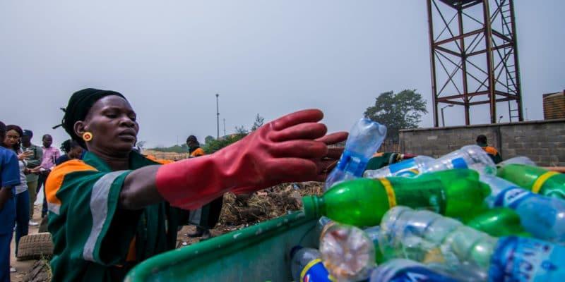 NIGERIA : Soso Care encourage le recyclage des déchets grâce à sa nouvelle plateforme©Shutterstock