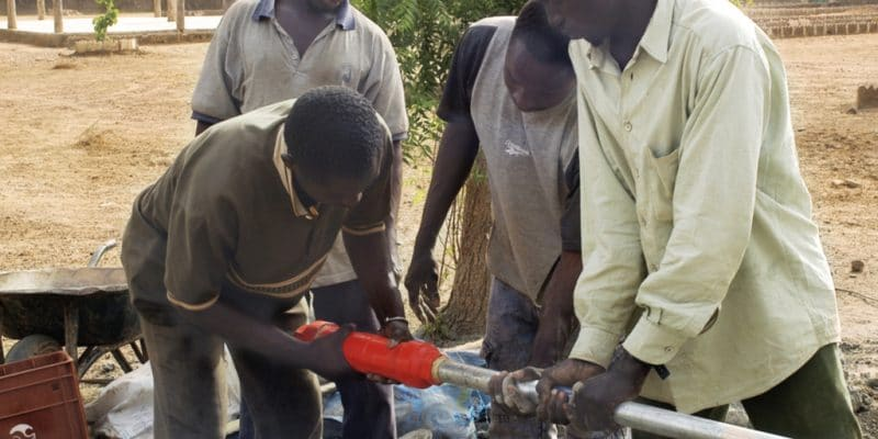 BENIN: SONEB makes water connection free for SMEs and SMIs©Gilles PaireShutterstock