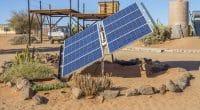 BURKINA FASO : Le Fenu lance un appel à projets d'énergie renouvelable©NICOLA MESSANAShutterstock
