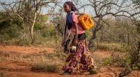 ANGOLA : les femmes paient le prix fort du réchauffement climatique©Martchan/Shutterstock