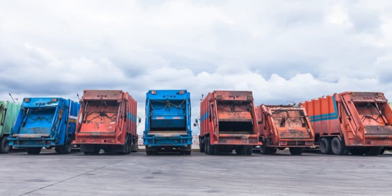 NIGERIA: 40 new trucks set to improve waste collection in Lagos city©Nitiphonphat/Shutterstock