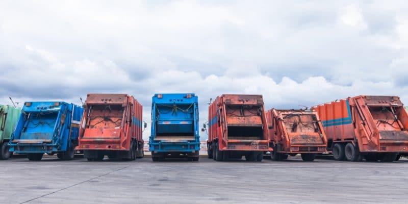NIGERIA : 40 camions pour améliorer la collecte des déchets dans la ville de Lagos©Nitiphonphat/Shutterstock