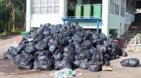 BÉNIN : traitement à l'ozone des déchets biomédicaux, un procédé inédit en Afrique©kunanon/Shutterstock