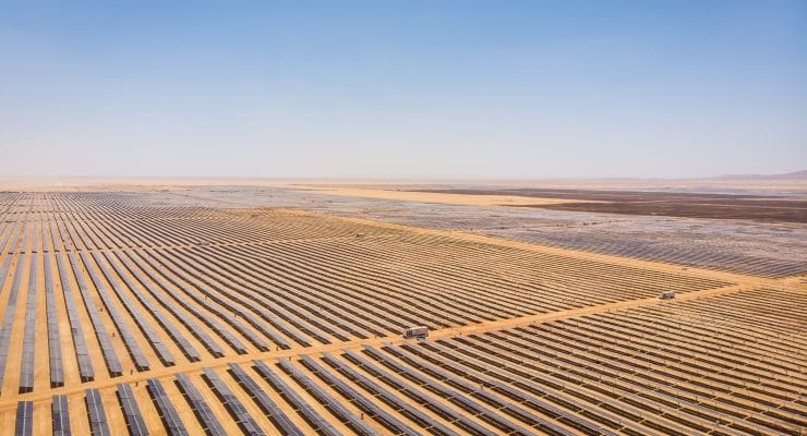 EGYPT: Scatec Solar obtains $52M guarantee for its Benban power plants