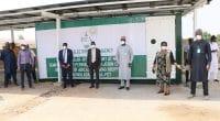 NIGERIA : la REA installe d'urgence des mini-grids pour des centres de soins Covid-19©REA