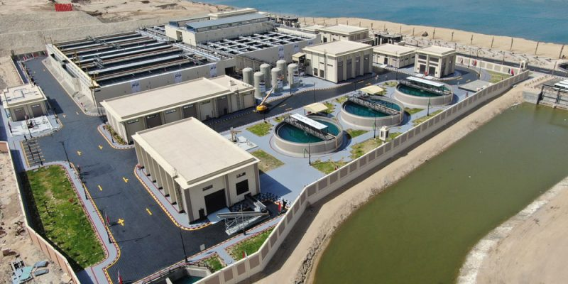 ÉGYPTE : Metito et Hassan Allam vont réutiliser les eaux usées agricoles à Ismaïlia©Metito