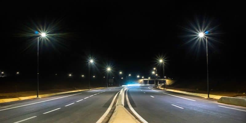 SENEGAL: Fonroche completes 50% installation of 50,000 solar street lights ©Fonroche Eclairage