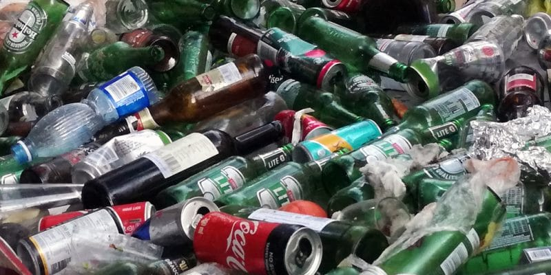 GABON: Towards door-to-door technology for collecting brewery waste