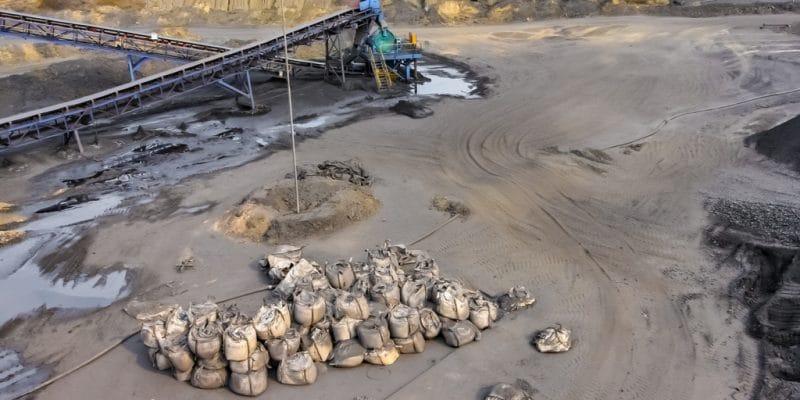AFRIQUE DU SUD : Talbot gérera le gypse issu du traitement des eaux usées minières©Sunshine Seeds/Shutterstock