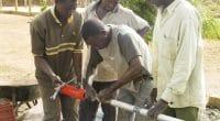 GABON : Drillmex International va réparer les fuites d'eau potable dans les communes©Gilles Paire/Shutterstock