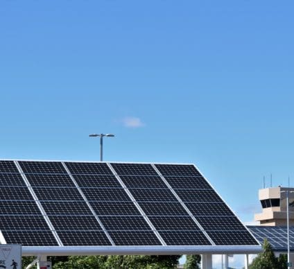 GHANA: Government to power airports with solar energy©Zakkira/Shutterstock