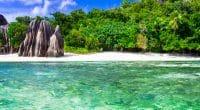 SEYCHELLES : 30 % de ses eaux territoriales déclarées aires marines protégées©leoks/Shutterstock