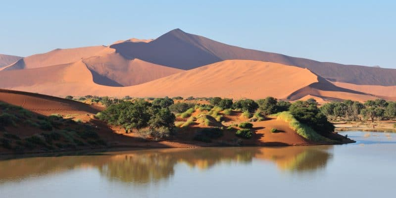 NAMIBIA: $63.23 million invested in environmental preservation over 5 years©Grobler du Preez/Shutterstock