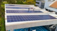 MADAGASCAR: American school of Antananarivo now solar-powered©GreenYellow