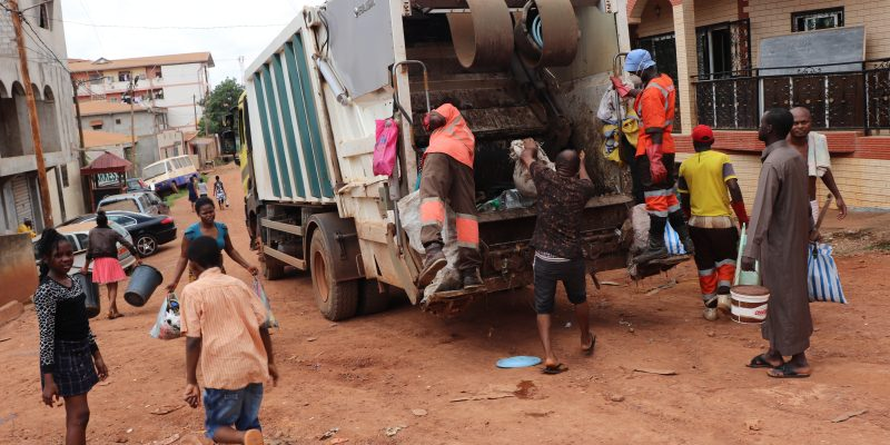 GABON : Municipalities to handle their household waste, henceforth©AFRIK 21