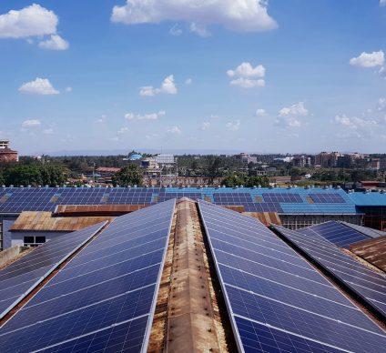 NIGERIA: Starsight supplies Ekiti hospital with solar power for Covid-19 tests©Lidia Daskalova/Shutterstock