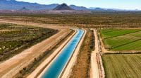 EGYPT: Lining irrigation canals to save 5 billion m³ of water ©Tim Roberts Photography/Shutterstock