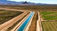 ÉGYPTE : revêtir les canaux d'irrigation pour économiser 5 milliards de m3 d'eau© Tim Roberts Photography/Shutterstock