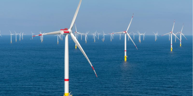 SOUTH AFRICA: Hexicon and Genesis join forces to explore offshore wind energy©Tom Buysse/Shutterstock