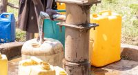 CAR: €1.35 million grant from EU to Oxfam for 125 boreholes against Covid-19©Warren Parker / Shutterstock