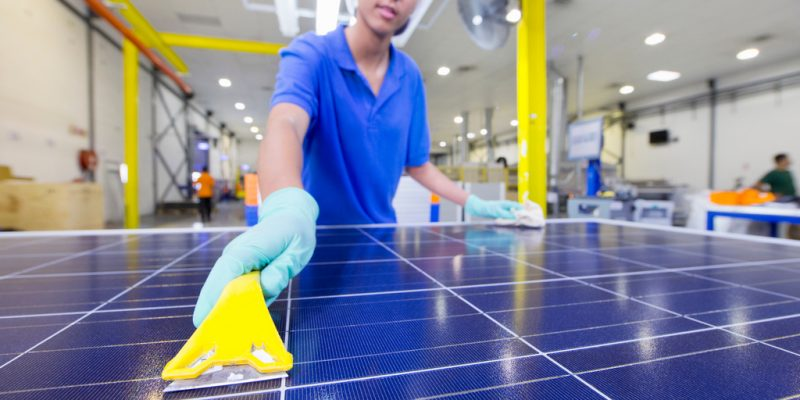 ALGERIA: Teacher training college for renewable energies to be established soon©Juice Flair / Shutterstock