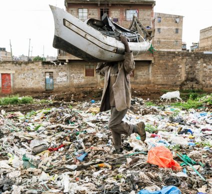 KENYA: Government prepares new law on waste recovery©Enrico Tricoli/Shutterstock