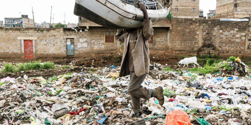 KENYA : le gouvernement prépare une nouvelle loi sur la valorisation des déchets©Enrico Tricoli/Shutterstock