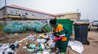 GHANA: An initiative for community plastic waste recovery©shynebellz/Shutterstock