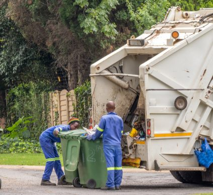 CAMEROON: Hysacam launches anti-Covid-19 protocol in waste management©Richard van der Spuy/Shutterstock