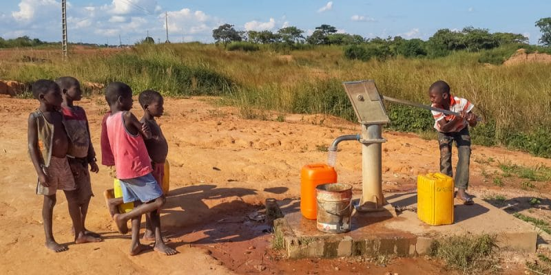 BENIN: Government promotes rapid expansion of access to water in rural areas©Fabian Plock/Shutterstock
