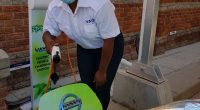 ZIMBABWE : Vaya Africa lance un nouveau réseau de taxis électriques©Vaya Africa