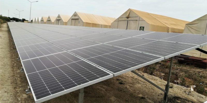 SOUDAN DU SUD : Scatec Solar connecte un système solaire PV pour l'OIM à Malakal©Scatec Solar