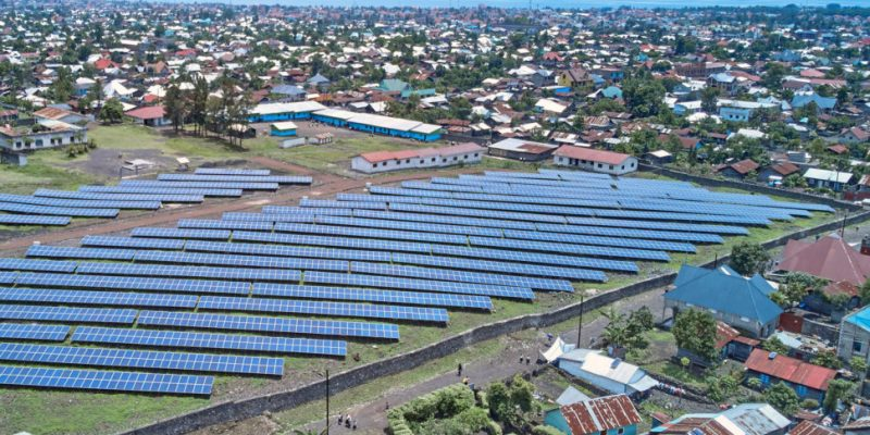 DRC: Gaia Impact Fund acquires shares in Nuru, an off-grid provider ©Gaia Impact Fund