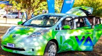 ZIMBABWE: Vaya Africa launches new fleet of electric taxis©Vaya Africa