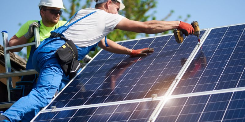 ALGERIA: SPS and Qi-Energy to build solar equipment mounting stations©anatoliy_gleb / Shutterstock
