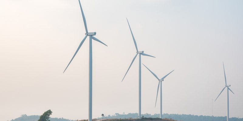 KENYA: GE completes construction of wind farm (100 MW) at Kipeto©Chaowat S/Shutterstock
