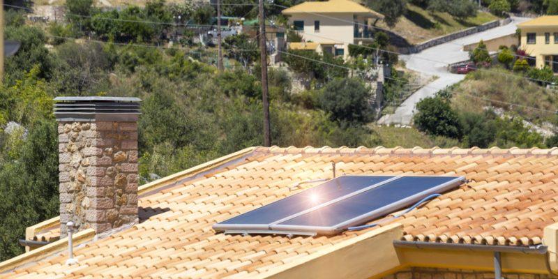 AFRIQUE DU SUD : Electrolux et PowerOptimal s'allient pour des chauffe-eau solaires©kostasgr/Shutterstock