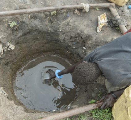 CHAD: Fundraising to build a water borehole in Bouka©Vlad Karavaev/Shutterstock