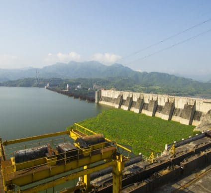 DRC: Government unites Africa around the Grand Inga hydroelectric project©CRS PHOTO/Shutterstock