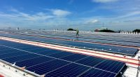 MADAGASCAR : Wattec installe un système solaire sur le toit d'ABC à Tananarive ©ABC