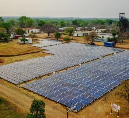 CAMEROON: 125 kWp solar power plant will soon be delivered to Eneo in Lomié©Sebastian Noethlichs/Shutterstock