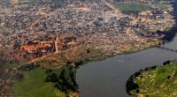 GUINEA: Clean-up of the Milo River banks in the east ©Frontpage/Shutterstock
