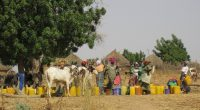 CHAD: Government launches water and sanitation project in Moundou©Water Alternatives