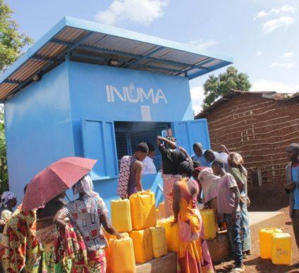 RWANDA: Drinking water kiosks to be installed in 30 districts by 2022©Water Access Rwanda
