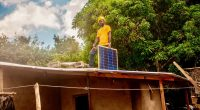 COTE D'IVOIRE: FMO supports Lumos in the expansion of solar home systems©Lumos