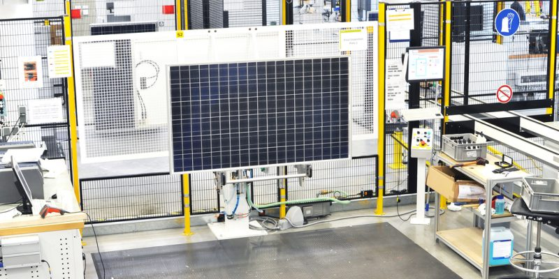 SUDAN: Laboratory opens to test and certify 30 solar systems per day©industryviews/Shutterstock