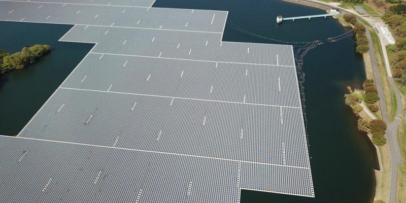 TUNISIE : Qair va construire une centrale solaire flottante à Berges du Lac©dreamnikon/ Shutterstock