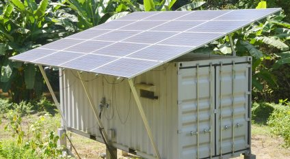 DRC: SustainSolar to install containerized mini-grid for Equatorial Power at Idjwi©khuruzero/Shutterstock