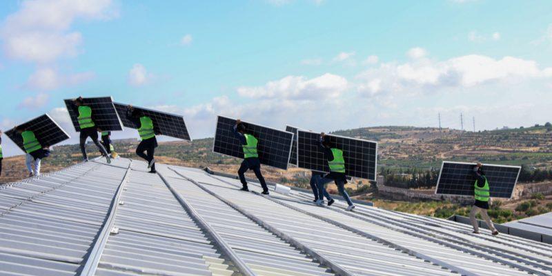 AFRIQUE DE L'OUEST : EAV finance SolarX pour fournir le solaire aux entreprises©Yousefsh/Shutterstock