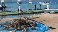 ÉGYPTE : près de 40 tonnes de déchets repêchés dans la mer rouge©Leo Morgan/Shutterstock